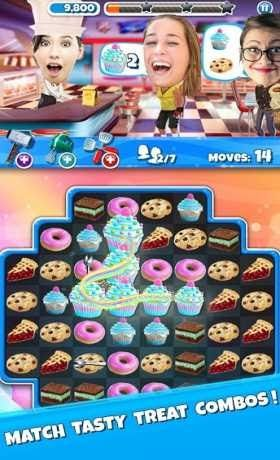 Crazy Kitchen is a Puzzle Game for android download last