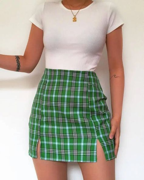 Increíbles outfits: Retro Aesthetic