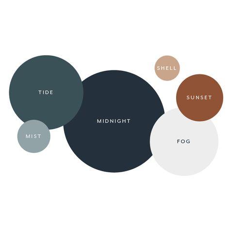 Home Decor Wall Medley Color Palette.Home Decor Wall Medley Color Palette Colour Pallete, Colour Schemes, Color Combos, Modern Color Palette, Interior Color Schemes, Earth Colour Palette, Bedroom Colour Palette, Orange Color Palettes, Color Interior