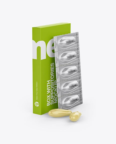Download Box With Suppositories Mockup Half Side View In Box Mockups On Yellow Images Object Mockups Mockup Free Psd Free Psd Mockups Templates Psd Mockup Template