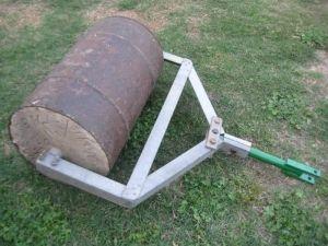 Lawn Roller Lawn Rollers Garden Tool Storage Diy Lawn