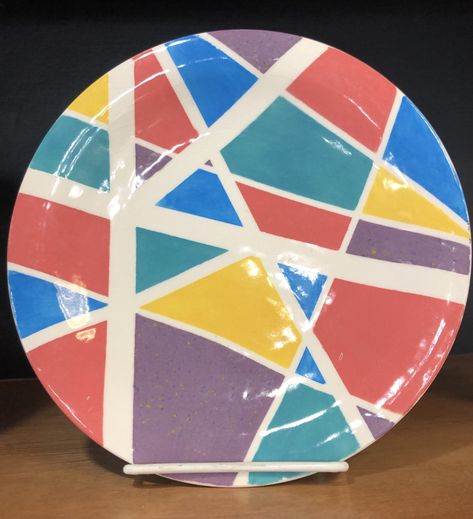 230 Plate Platter Ideas Pottery Painting Paint Your Own Pottery Ceramic Painting