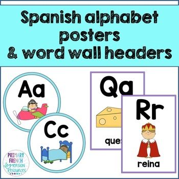 111 best Alphabet Spanish images on Pinterest Board, Cards and - spanish alphabet chart