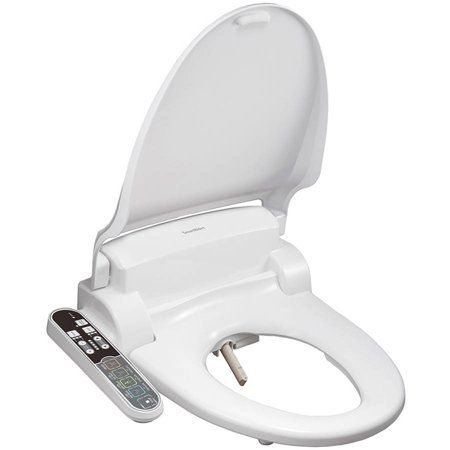 Smartbidet Sb 2000 Toilet Seat Review With Images Bidet Seat