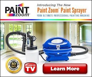 Paint Zoom Power Spraying Machine Saves Time And Money Paint Sprayer Using A Paint Sprayer Paint Brushes And Rollers