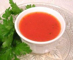 HCG Diet Homemade Tomato Soup