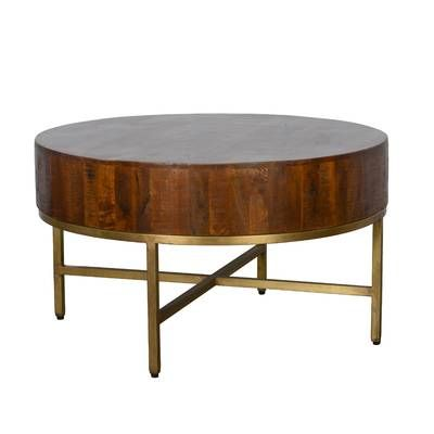 Ahart Frame Coffee Table Round Coffee Table Coffee Table