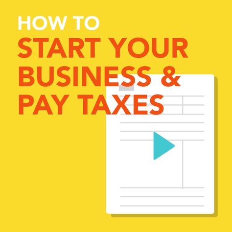 How to set up your freelance business and pay taxes   Freelancer's Union