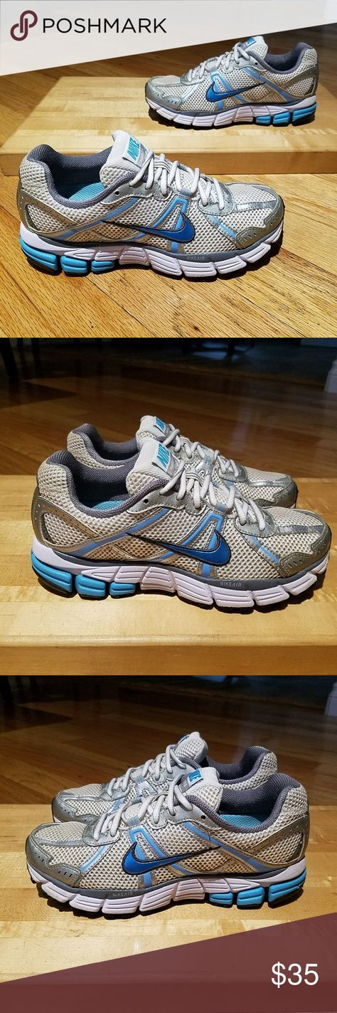 af7f27f10cac8 Nike Air Pegasus 26 Womens Running Shoes sz 7 Womens Size 7 Good Condition
