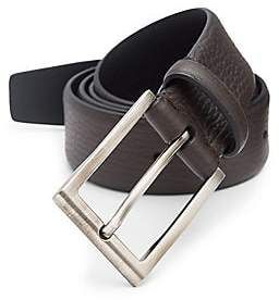 Mens fashion and comfortable beauty buckle leather belt