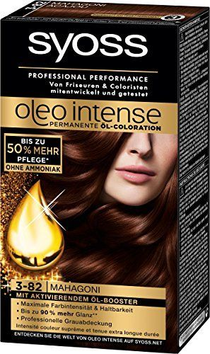 Haarfarbe caramel syoss