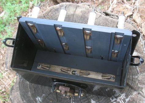 Model T Coil Box Model T Model Outdoor Decor