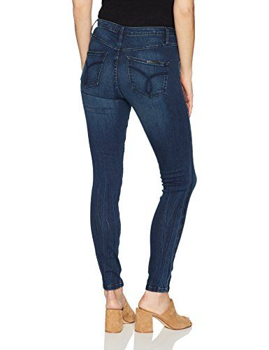 Womens Shape /& Sculpt Distressed Skinny Jean Simply Be