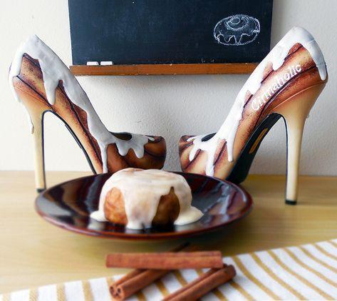 b4ce8d1a0d Shoe Bakery  Cake Shoes - Dessert Shoes - Ice Cream Shoes