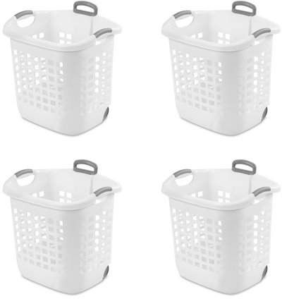 Home Laundry Basket Ultra Wheels Laundry