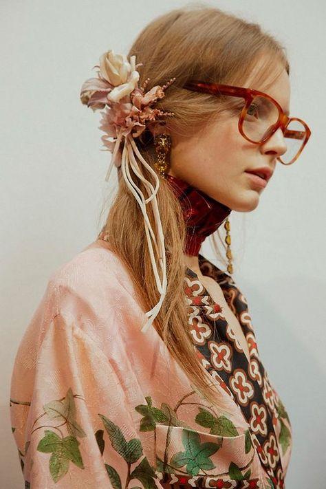 Eyewear trend: nerdy is the new cool!