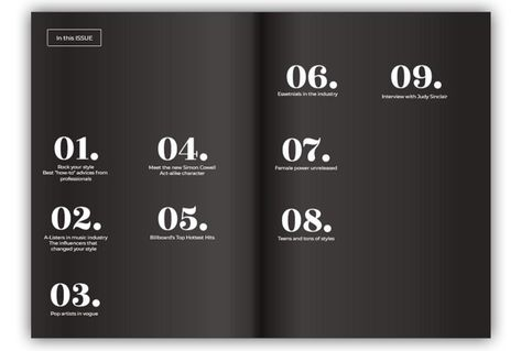 Double page layouts in editorial design - Flipsnack Blog