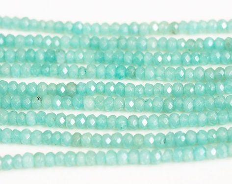Light green quartz oval shape faceted beads 5-9 mm 60 pieces