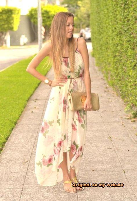 Sommerkleid Für Hochzeitsgast