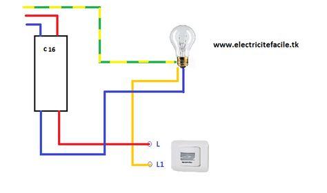 Schéma De Branchement Electrique Interrupteur Automatique