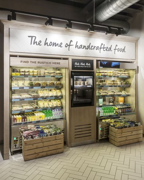 Food Display Supermarket Design Food Retail Grocery Store Design