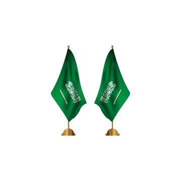 علم المملكة العربية السعودية تصميم قالب النواقل التوضيح 23 3d العربية السعودية Png والمتجهات للتحميل مجانا Flag Icon Flag Vector Illustration Design