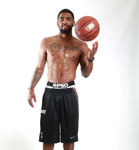 This basketball player is shooting for design