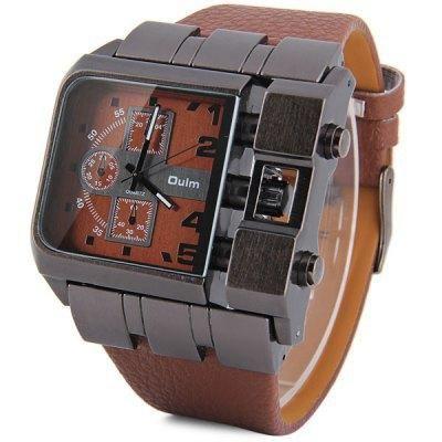 Oulm 1140 Multifuction Watch Jam Tangan Multifungsi Harga Rp 260.000 ... 0810a33482