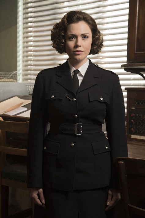 WPC 56 - female police pioneer. She had to put up with huge prejudice, sexism and lack of respect. I'm not sure in the 1950s if WPCs even had the power to arrest male suspects.