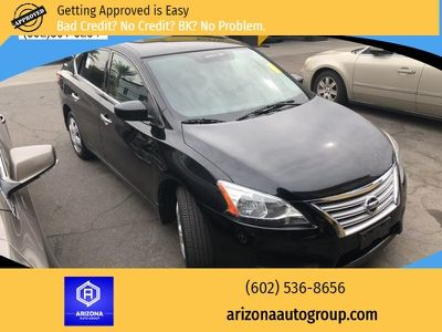 2015 Nissan Sentra Sv Sedan 4d Sedan 4 Doors 8999 To View More Details Go To Https Www Arizonaautogroup Com I Cars For Sale Vehicles Bad Credit
