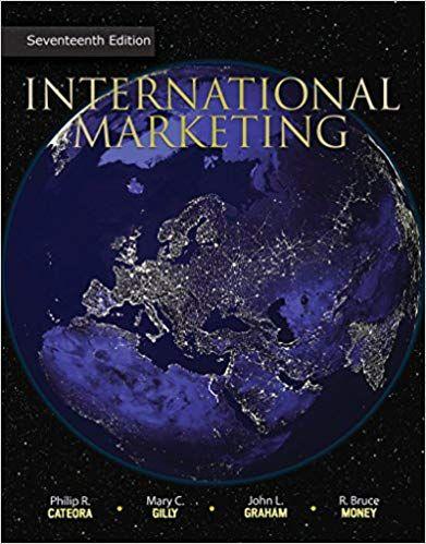International Marketing (17th Edition) - eBook in 2019 | PDF Books