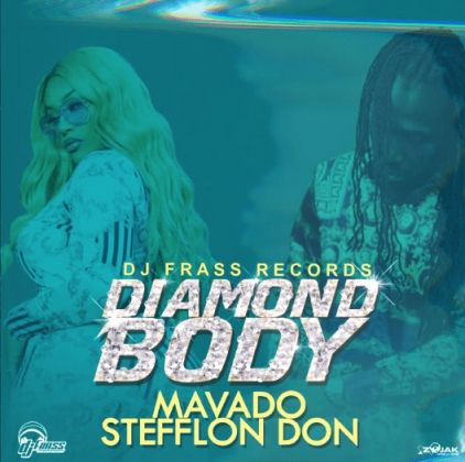 Download mp3 Mavado - Diamond Body ft  Stefflon Don (Prod  by DJ