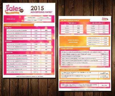 Download Pack Of 25 Rate Card Templates In 1 Click Card Templates Word Template Templates