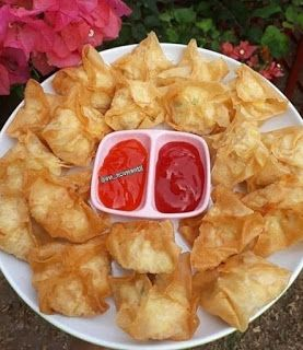 Pangsit Tahu Ayam Wortel Resep Masakan Pangsit Ide Makanan