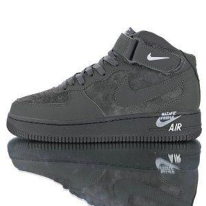 Mens Winter Nike Air Force 1 Mid '07