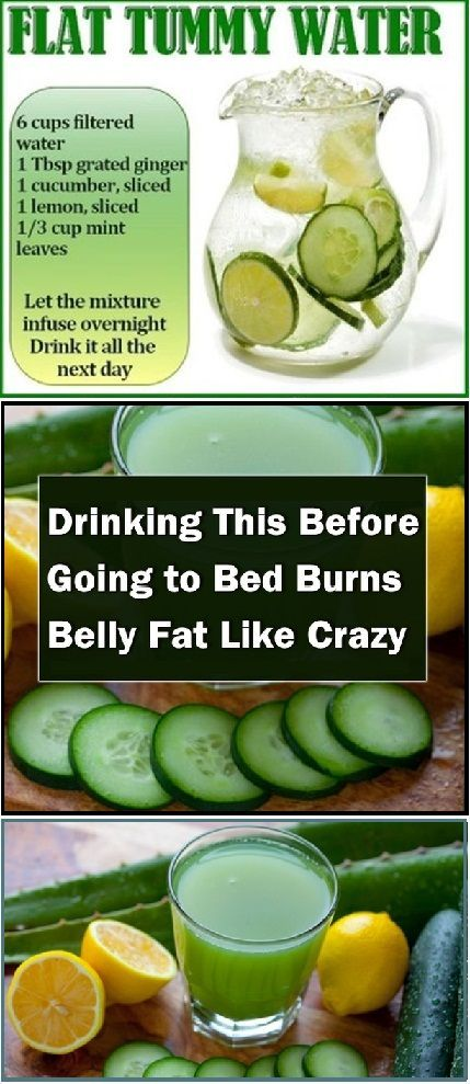 belly fat diet cucumber water