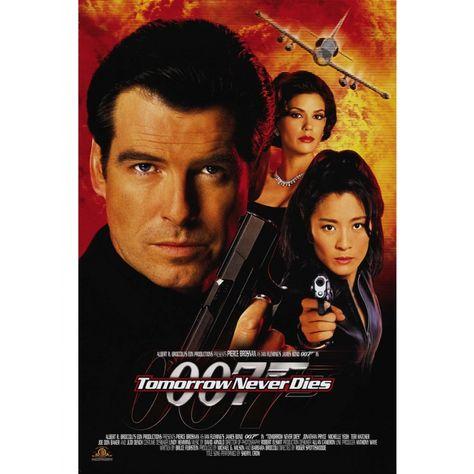 Poster 007 O Amanha Nunca Morre Disponivel No Site Com Imagens