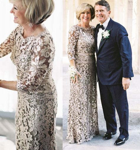 Mother Of The Bride Dresses Long, Mother Of Bride Outfits, Mothers Dresses, Grooms Mother Dresses, Long Mothers Dress, Mob Dresses, Bridesmaid Dresses, Dresses With Sleeves, Dresses Online