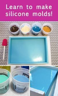 Creating a Custom Silicone Slab or Block Mold for Soapmaking | DIY