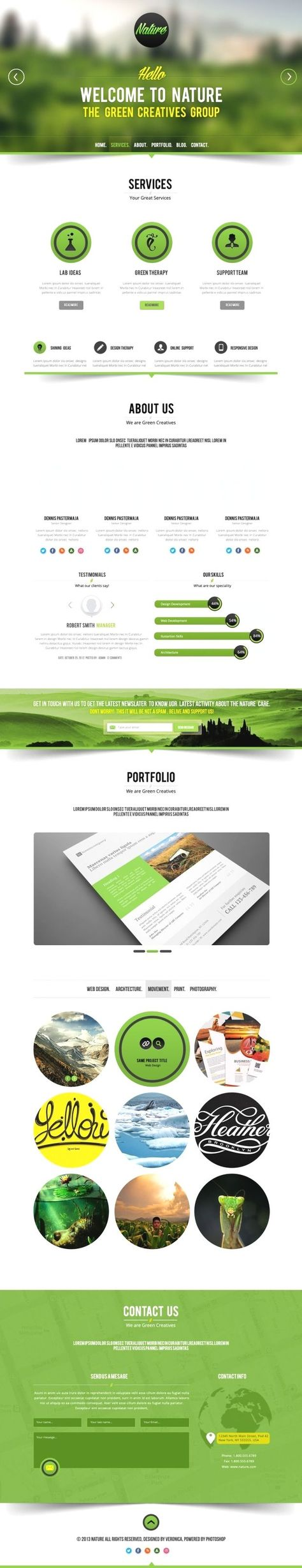 Nature Psd Template Nature, Psd, Template | cakerecipespins.club
