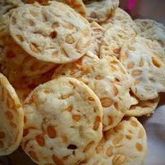 Resep Keripik Tempe Sagu Kanji Kripik Tempe Oleh Kheyla S Kitchen Cookpad Keripik Makanan Ringan Gurih Resep