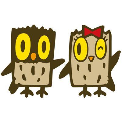 しんくん&りんちゃん  / 国営武蔵丘陵森林公園