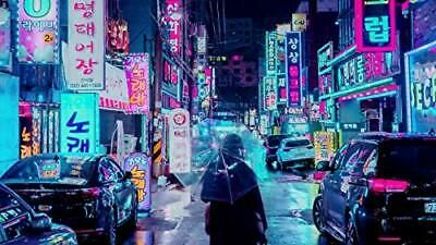 500 Pieces Jigsaw Puzzle Umbrella Pedestrians In Japan S Street City Birthday Ebay In 2021 City Wallpaper Desktop Wallpaper Art Vaporwave Wallpaper