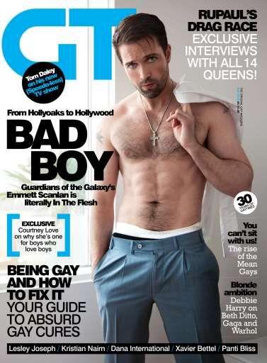 Gay Times May 2014 www.gtdigi.co.uk