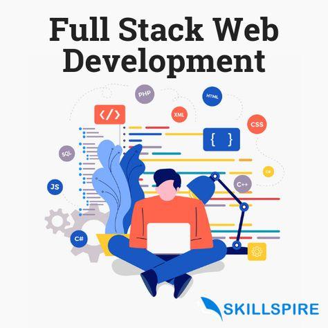 Best Coding Bootcamp Learn Coding Data Analytics Skillspire Web Development Web Development Course Full Stack