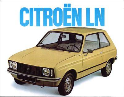 Citroen 1976 Voiture Citroen 2cv Citroen Voiture