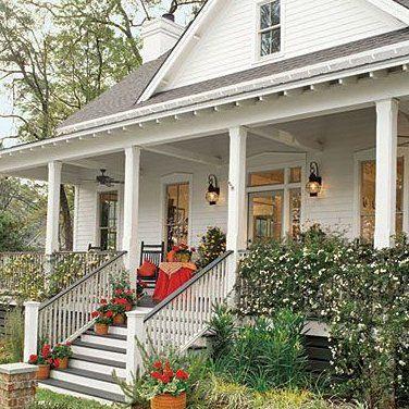 17 Pretty House Plans With Porches Countryhouseideas 2020 Amerikan Evleri Ev Dis Tasarimi Mimari