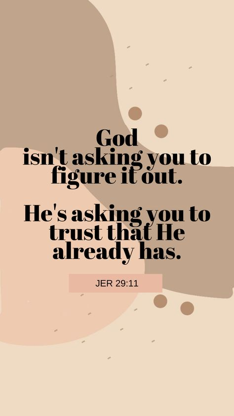 Trust God and His plans for your life bible scripture quote Prayer Quotes, Jesus Quotes, Spiritual Quotes, Faith Quotes, Positive Quotes, Life Quotes, Strength Scripture Quotes, Trust The Lord Quotes, Religious Quotes Strength