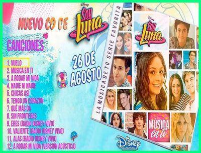 Canciones De Soy Luna Para Descargar New Disney Channel