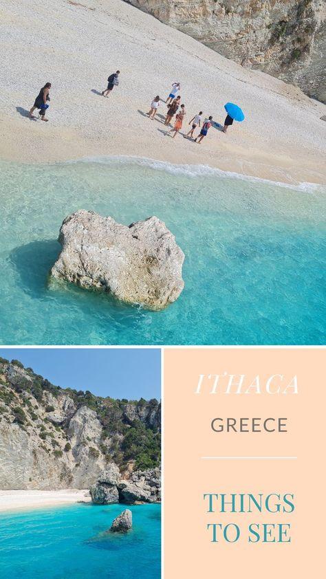 Things to see in Kefalonia GREEK ISLANDS